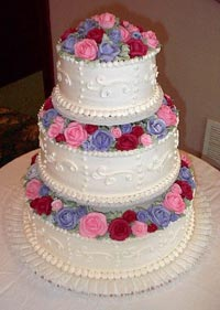 Wedding Cakes and Bakeries