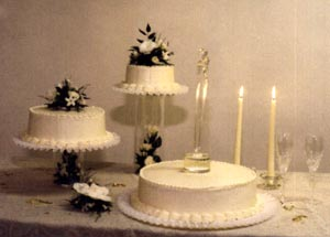 wedding cakeries