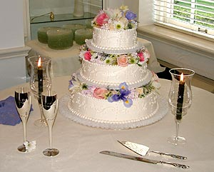 Wedding cakes in Vancouver Washington